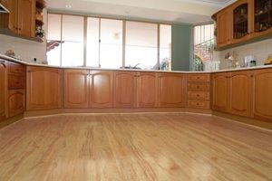 Linoleum against parquet. What is the best choice?