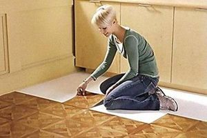 PVC is not linoleum