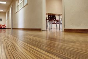 How laminate flooring appeared. History and interesting facts