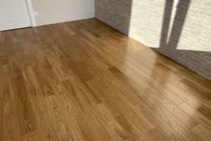 Parquet board Ruban Parquet Varnished